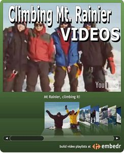 Mount Rainier Climbing Video